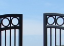 Commercial and Industrial Ornamental Iron Fences