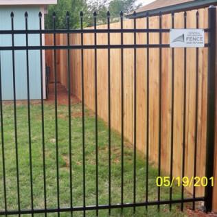 6' Classic Fence Oklahoma City