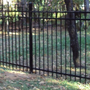 3-Rail Warrir Fence Oklahoma City
