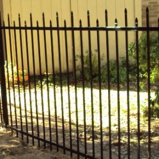 2-Rail Warrior Fence Oklahoma City