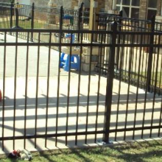 3-Rail Majestic Fence Edmond, Oklahoma