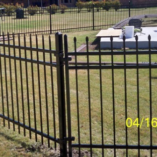3-Rail Classic Fence Oklahoma City
