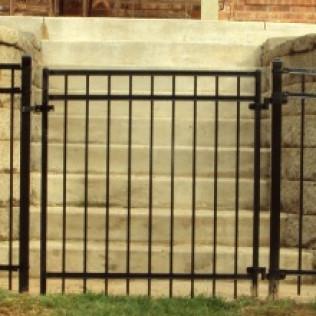 Ornamental Iron Fence Edmond, Oklahoma