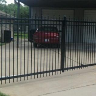 3-Rail Warrior Fence Oklahoma City